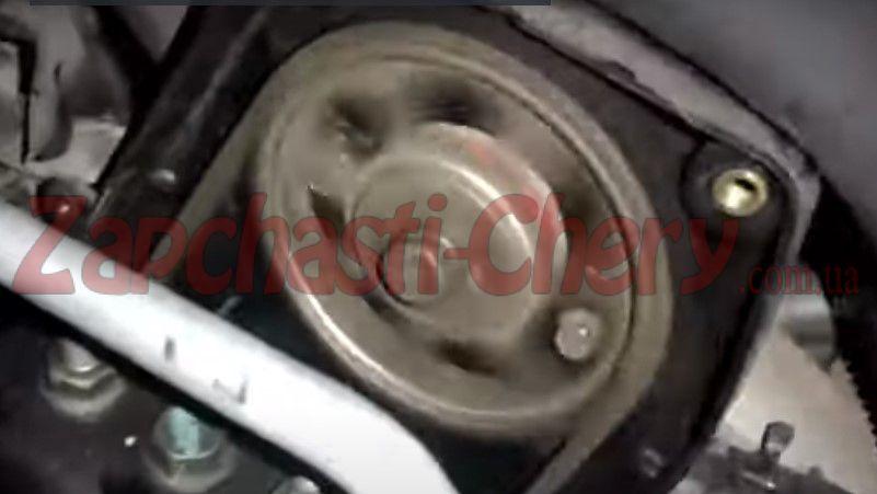 Проверяем работу двигателя